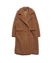 GUESS/ゲス GUESS PAISLEY COAT (RICH SAND)/502623527