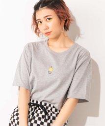WEGO/WEGO/バラエティプリントTシャツ/502571432