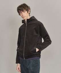 BEAUTY&YOUTH UNITED ARROWS/BY コーデュロイ レイズドネック ジップ パーカー/502595602