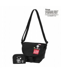 Manhattan Portage/Manhattan Portage × PEANUTS Mini Nylon Messenger Bag/502612622