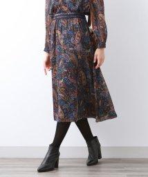 AMACA/ペイズリープリント スカート/502613749