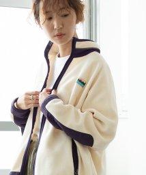 coen/【ムック本掲載】SUNNY SPORTS(サニースポーツ)別注コンビフリースジップアップ(ブルゾン)/502623764
