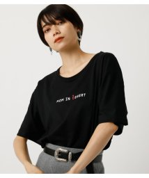 AZUL by moussy/DAD&MOM TEE/502624009