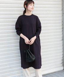 KAGURE/コットンカシミヤワンピース/502626223