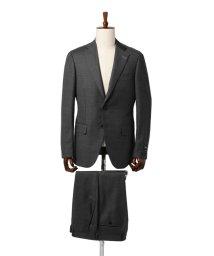 SHIPS MEN/SD:【RING JACKET×REDA×SHIPS】ピンチェック スーツ(チャコールグレー)/502626328