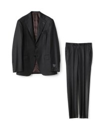 SHIPS MEN/SD:【RING JACKET×REDA×SHIPS】ハウンドトゥース スーツ(ダークグレー)/502626329