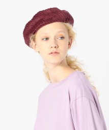 TOMORROWLAND GOODS/La Maison de Lyllis STONCH コーデュロイ ベレー帽/502626363