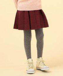 SHIPS KIDS/SHIPS KIDS:【洗えるニット】ニット プリーツ スカート(100~130cm)/502626887