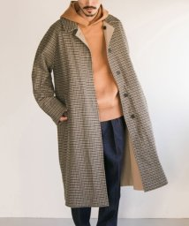 URBAN RESEARCH/FREEMANS SPORTING CLUB BAL COLLAR REV COAT/502626986