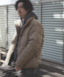URBAN RESEARCH DOORS/【BEGIN  1月号掲載】コーデュロイダウンジャケット/502627027