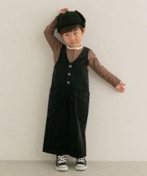 URBAN RESEARCH DOORS(Kids)/コーデュロイオールインワン(KIDS)/502627032