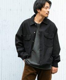 ITEMS URBANRESEARCH/バックサテンCPOシャツ/502627062