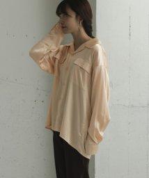 ITEMS URBANRESEARCH/オープンカラールーズシャツ/502627067