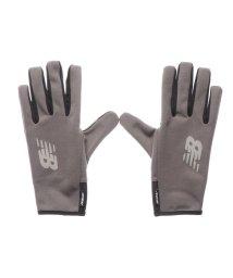 NEW BALANCE/ニューバランス new balance メンズ 手袋 防風トレーニンググローブ EQ93916M/502627625