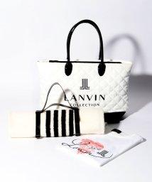 LANVIN COLLECTION/ロゴトートbagセット/502506086