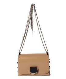 JIMMY CHOO/JIMMY CHOO LOCKETTPETITSBK ショルダー/502585863