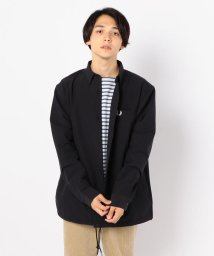 GLOSTER/【FRED PERRY/フレッドペリー】COACH JACKET SHIRTS #F4535/502614605