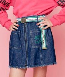 JENNI love/ベルト付きスカート風ショーパン/502620854