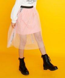 JENNI belle/サイドロゴチュールスカート/502620864