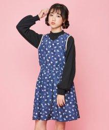 JENNI love/リバーシブル花柄ワンピ/502623114