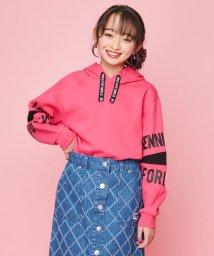 JENNI love/袖切替えパーカー/502623115