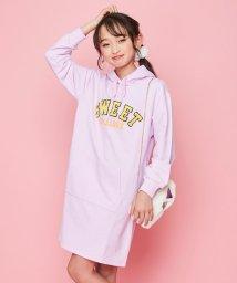 JENNI love/サガラロゴパーカーワンピ/502623266