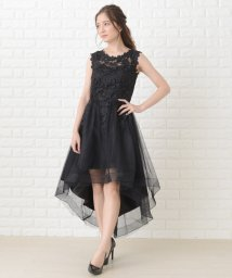 Lace Ladies/フィッシュテールノースリーブワンピース・ドレス/502628427