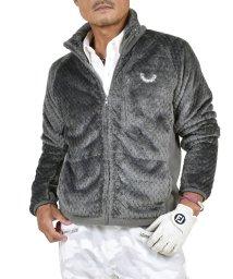 SantaReet/【COMON GOLF】防寒リバースウェーブフリースゴルフジャケット(CG-JK809)/502628674