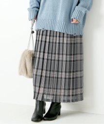 JOURNAL STANDARD/TWチェックプリーツスカート◆/502630647