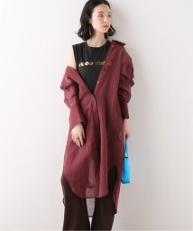 journal standard  L'essage /【JANE SMITH/ジェーンスミス】TUCK LONG SHIRTS:ロングシャツ/502631874