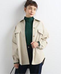 JOURNAL STANDARD/【CLANE/クラネ】FAKE LEATHER SH:シャツ/502631879
