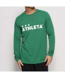ATHLETA/アスレタ ATHLETA メンズ サッカー/フットサル 長袖シャツ プラクティスロンT 03327/502632035