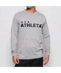 ATHLETA/アスレタ ATHLETA メンズ サッカー/フットサル 長袖シャツ プラクティスロンT 03327/502632039