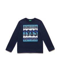 BENETTON (UNITED COLORS OF BENETTON BOYS)/ロゴプリントTシャツ・カットソー/502605108