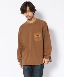 UNCUT BOUND/【REMI RELIEF×BRIEFING】 レミレリーフxブリーフィング コラボロングTシャツ/502632690