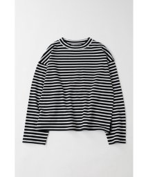 moussy/OFF NECK BORDER トップス/502633096
