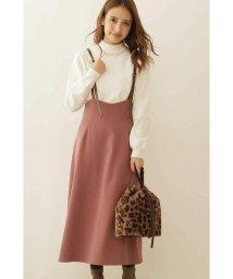 PROPORTION BODY DRESSING/◆バックリボンジャンパースカート/502633210