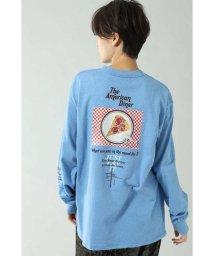 ROSE BUD/スーベニアロングTシャツ/502633235