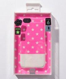 kajsa/〈Kajsa/カイサ〉iPhone6/6S Neon Star Back Case/ネオンスター バックケース/501894825
