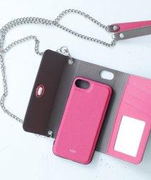 kajsa/〈Kajsa/カイサ〉3フォールドウォレットケース iPhone 6/7/8/X/XS Case/502596898
