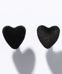 Lovetoxic/ベロアハートイヤリング/502611953