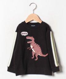 kladskap/袖ライン恐竜トレーナー/502612083