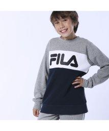 FILA(kids)/FILAロゴスウェット/502590656