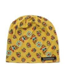 BEAVER/BOHEMIANS/ボヘミアンズ ARLES FLOWER WATCH CAP ワッチキャップ/502633670