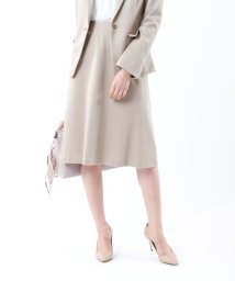 TRANSWORK/【XSサイズ~】【セットアップ対応】【美Skirt】ストレッチポンチスカート/502586119