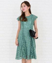 Lace Ladies/総レースフレンチスリーブワンピース・ドレス/502628460