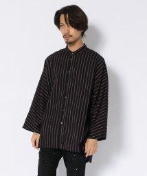 B'2nd/OURET (オーレット) 別注マオカラーポンチョシャツ/502633951