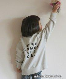 coen/【coen キッズ / ジュニア】ウラキモウプリントスウェットプルオーバー/502635266