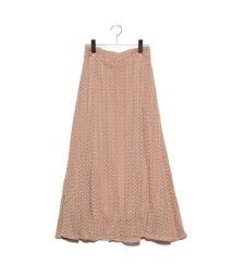 STYLEBLOCK/スタイルブロック STYLEBLOCK 模様編みマーメイドスカート (ベージュ)/502636682