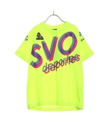 SVOLME/スボルメ SVOLME サッカー/フットサル 半袖シャツ JrロゴTRトップ 1193-33800/502636705